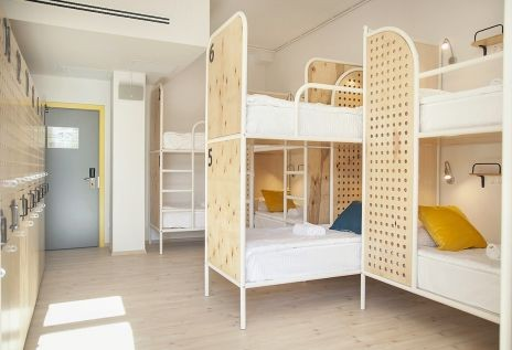14-bed dormitory (male) – Hostel «Netizen»